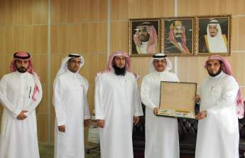 Vice-Rector for Development and Quality Receives the Annual Report of Education College