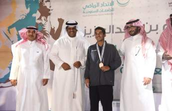 Student Salem Achieves the 5th place the Cross-Country Championship and the University Achieves the 7th place in the General Order