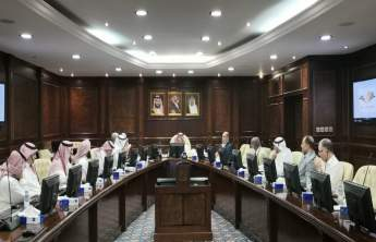 Scientific Council of Prince Sattam bin Abdulaziz University Holds its Third Session for the Academic Year 1441H