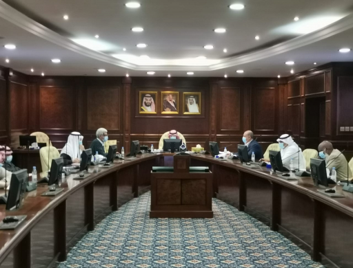 The Scientific Council of PSAU Holds its 7th Session